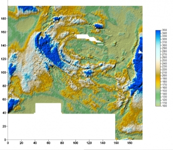 Badania geofizyczne metodą elektrooporową