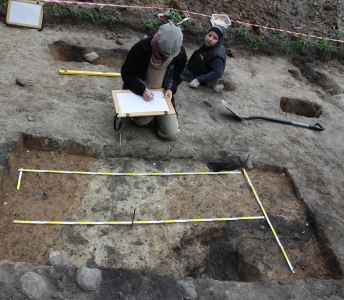 Excavations in Szurpiły