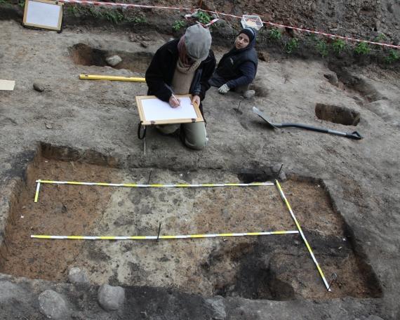 Badania wykopaliskowe w Szurpiłach